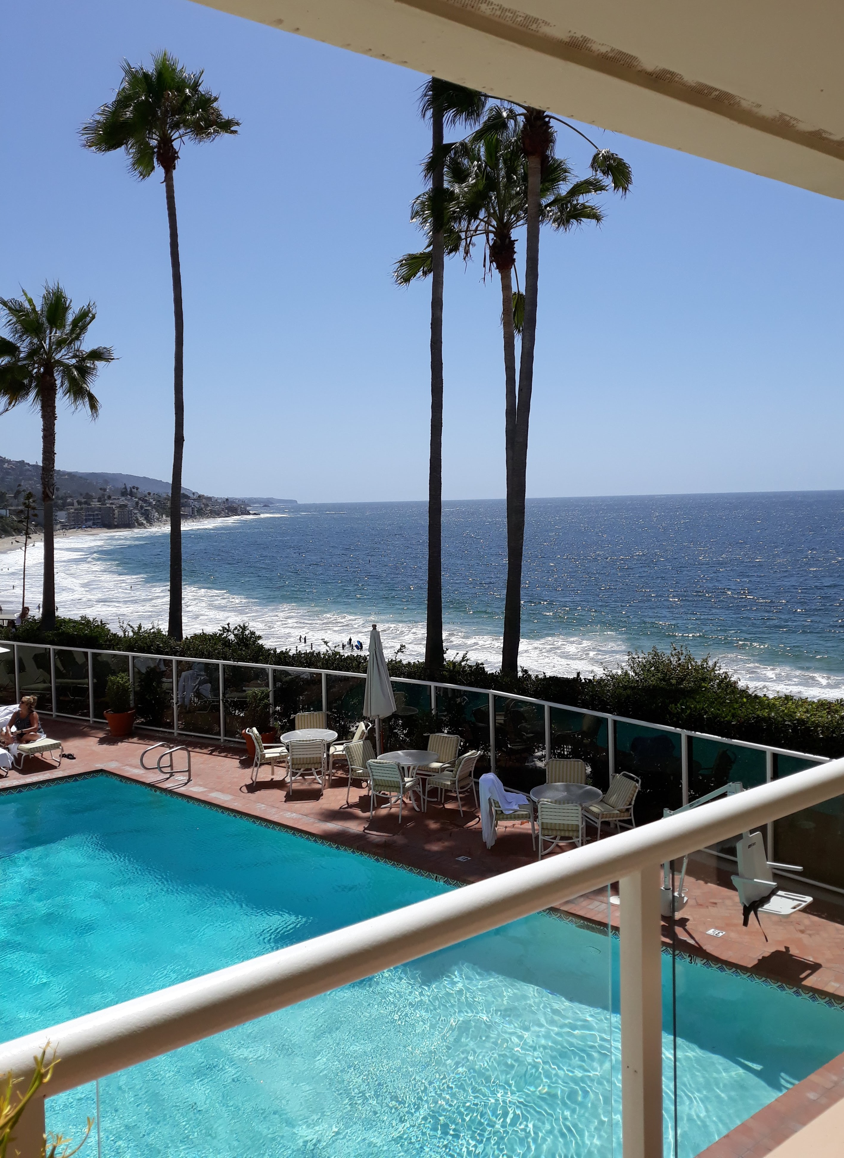 "My favorite beach resort ""Laguna Beach"""