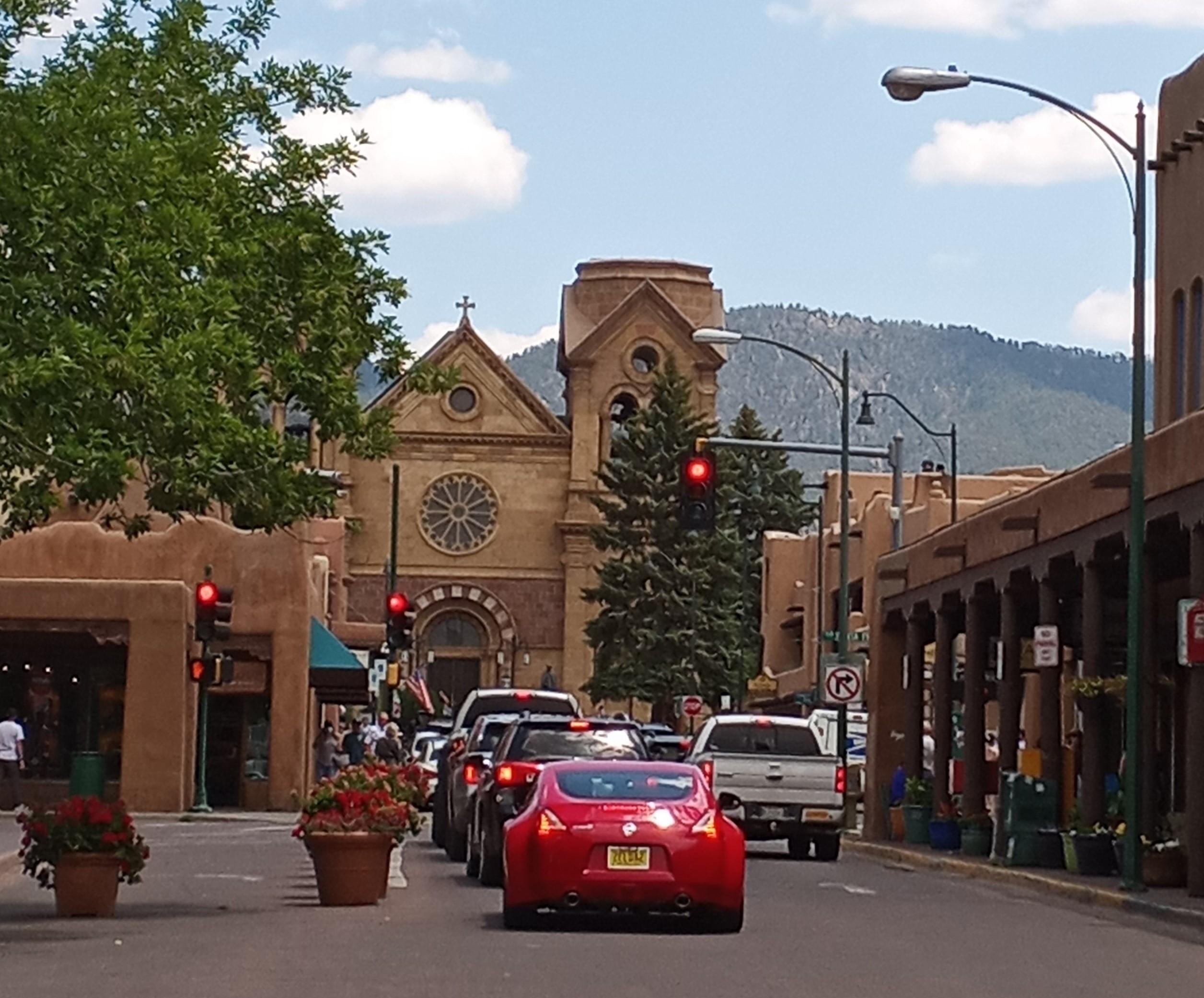 Road Trip to East Coast ~ Santa Fe, New Mexico ~
